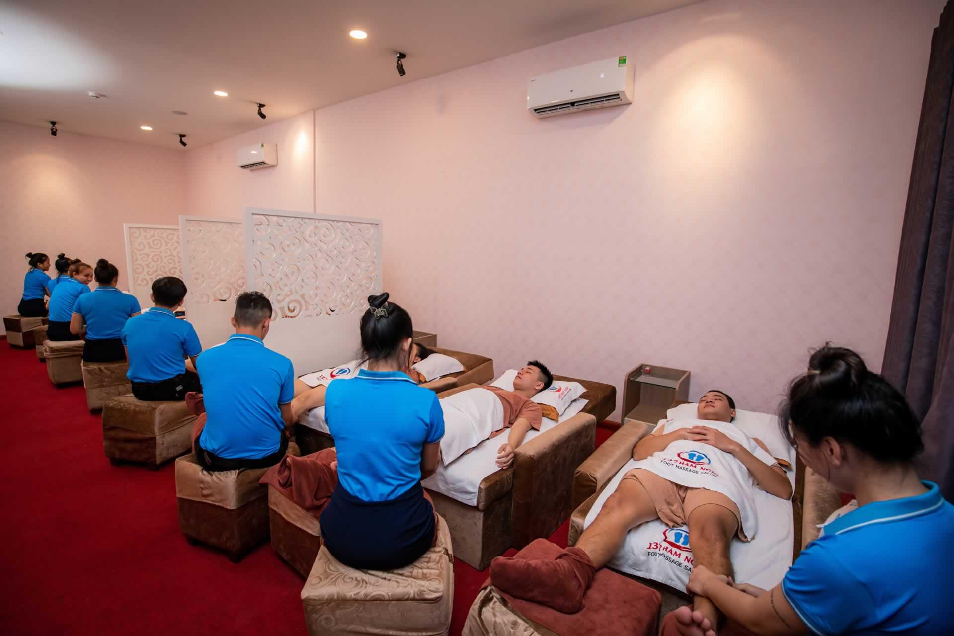60 minute general relax massage